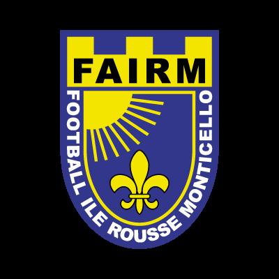 FAIRM Ile-Rousse Monticello vector logo