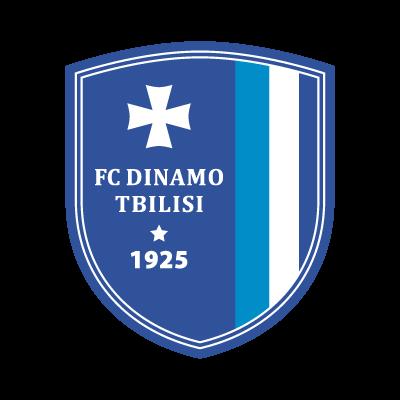 FC Dinamo Tbilisi (2011) vector logo