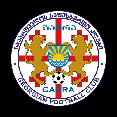 FC Gagra vector logo