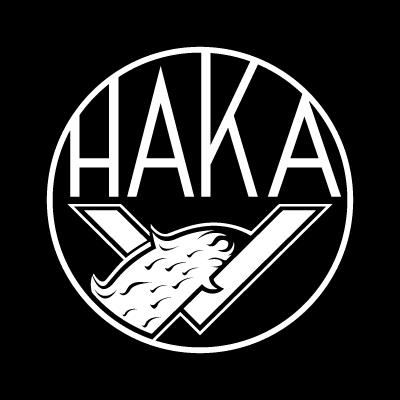 FC Haka vector logo
