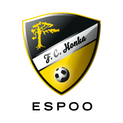 FC Honka vector logo