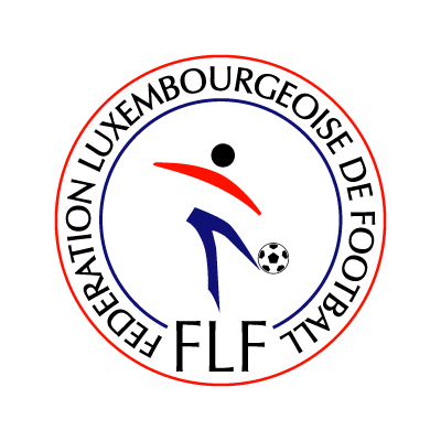 Federation Luxembourgeoise de Football (1908) vector logo