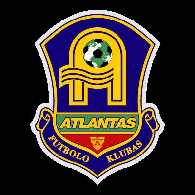 FK Atlantas vector logo