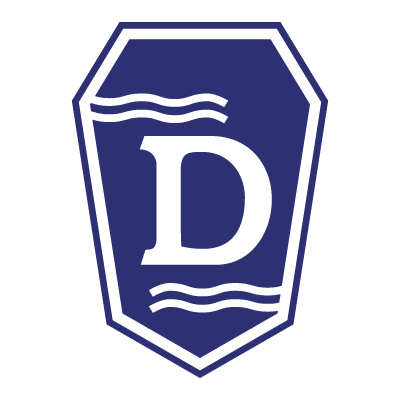 FK Daugava Riga vector logo
