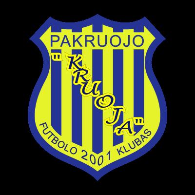 FK Kruoja logo