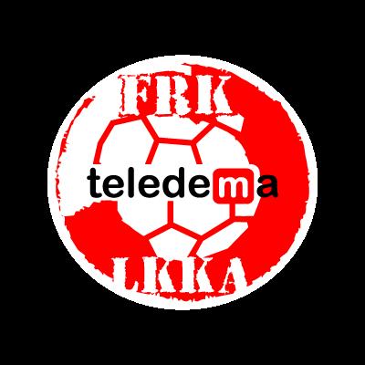 FK LKKA ir Teledema vector logo