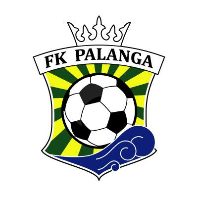 FK Palanga vector logo
