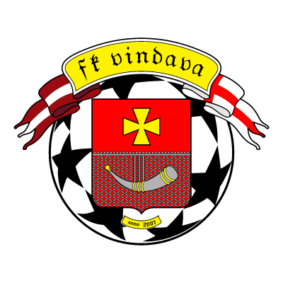FK Vindava vector logo