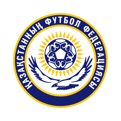 Football Federation of Kazakhstan vector logo