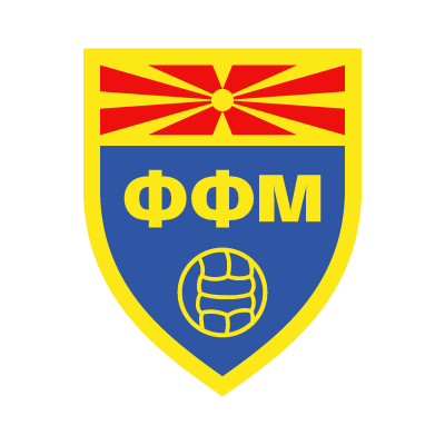 Football Federation of Macedonia logo