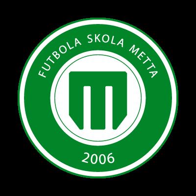 Futbola Skola METTA vector logo