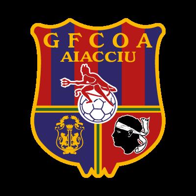 Gazelec FC Olympique Ajaccio vector logo