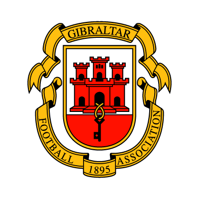 Gibraltar Football Association vector logo