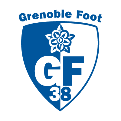 Grenoble Foot 38 vector logo