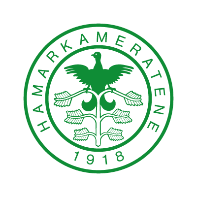Hamarkameratene vector logo