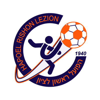 Hapoel Rishon LeZion FC vector logo
