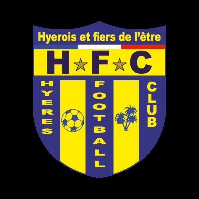 Hyeres FC vector logo