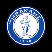 Iraklis FC vector logo