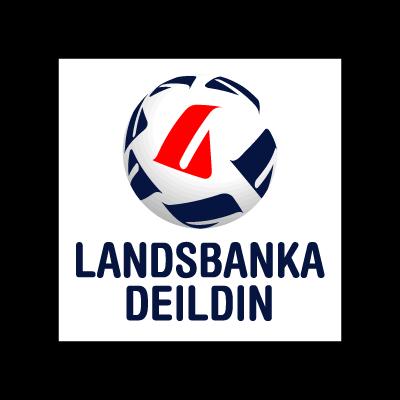 Landsbankadeild logo