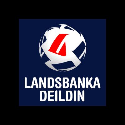 Landsbankadeild vector logo
