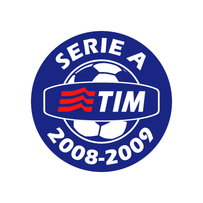 Lega Calcio Serie A TIM (Old - 2009) vector logo