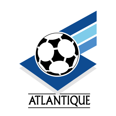Ligue Atlantique de Football vector logo