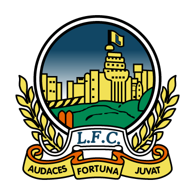 Linfield FC vector logo