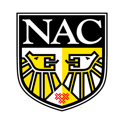 NAC Breda (Old 2012) vector logo