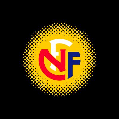 Norges Fotballforbund (100 Years) vector logo