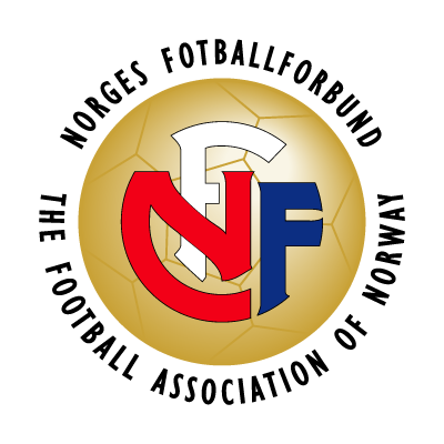 Norges Fotballforbund (2009) vector logo