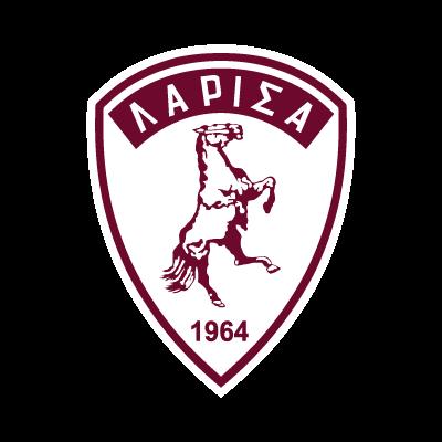 PAE AE Larissas 1964 logo