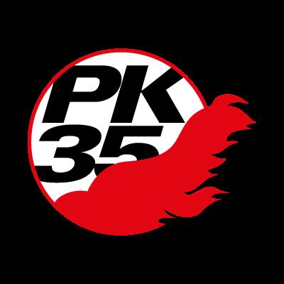 Pallokerho-35 logo