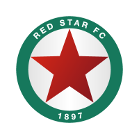 Red Star FC (2012) vector logo