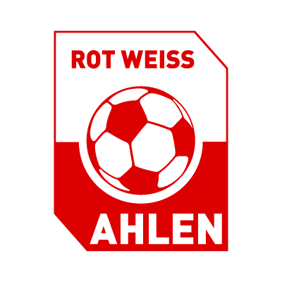 Rot-WeiB Ahlen logo