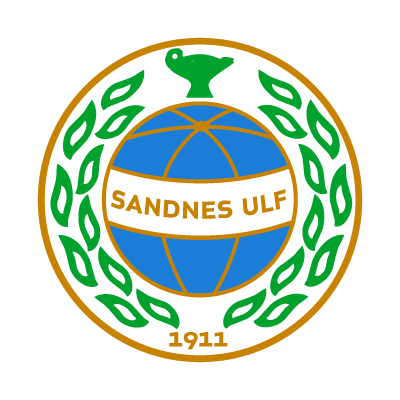 Sandnes Ulf vector logo