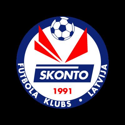 Skonto FK vector logo