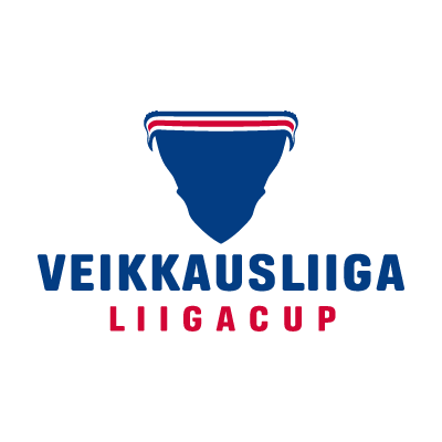 Veikkausliiga Liigacup vector logo