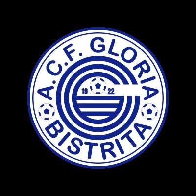 ACF Gloria 1922 Bistrita vector logo