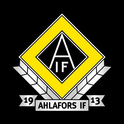 Ahlafors IF logo