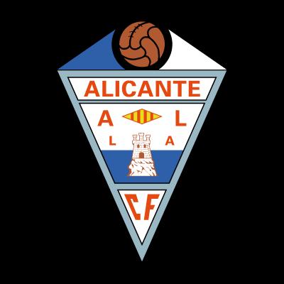 Alicante C.F. vector logo