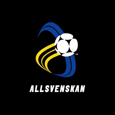 Allsvenskan (Black) vector logo