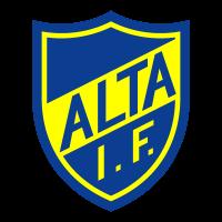 Alta IF vector logo