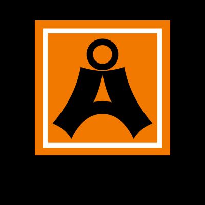 Asane Fotball vector logo