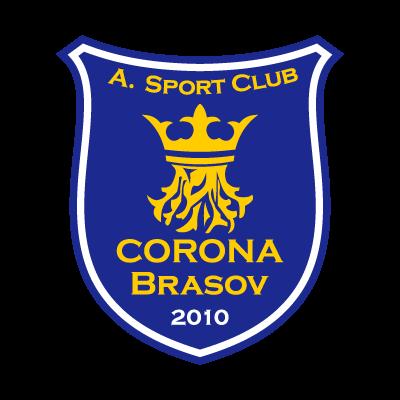 ASC Corona 2010 Brasov vector logo