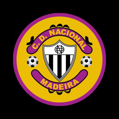 CD Nacional Madeira vector logo