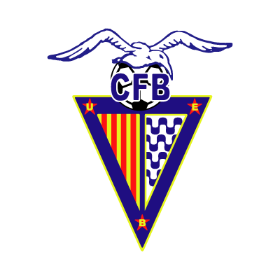 C.F. Badalona logo