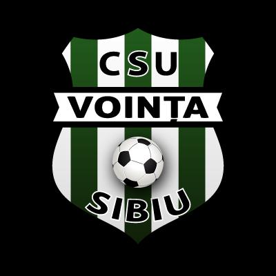 CSU Vointa Sibiu vector logo