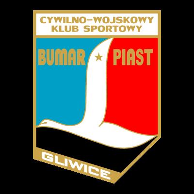 CWKS Bumar-Piast Gliwice vector logo
