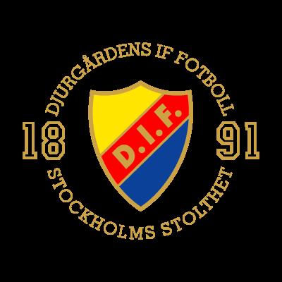 Djurgardens Idrottsforening vector logo