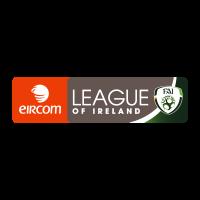 Eircom League of Ireland (2008) vector logo